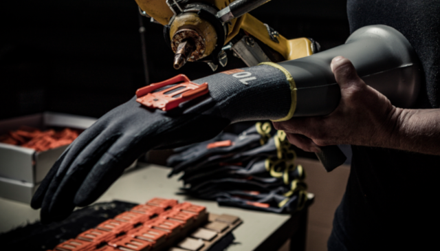 Individuallösung Handschuhe